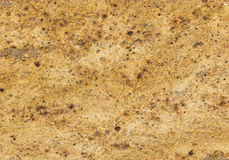 Kashmir Gold Granite (India) Stock Photography