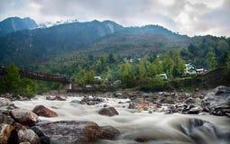 Kashmir Indien Royaltyfria Bilder