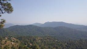 Kashmir Panj Pir Rock Arkivbilder