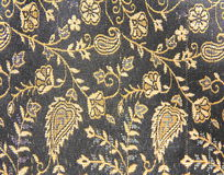 Kashmir shawl-2. Royalty Free Stock Images