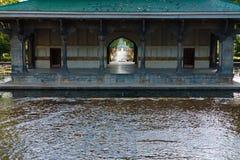 Kashmir Srinagar Shalimar Bagh Diwan E Aam Hall Royalty Free Stock Image