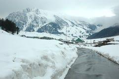 Kashmir Valley Fotografia de Stock Royalty Free