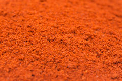 Kashmiri Chili Powder Stock Images