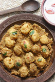 Kashmiri dum aloo from India Royalty Free Stock Image