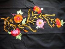 Kashmiri Embroidery Stock Photos