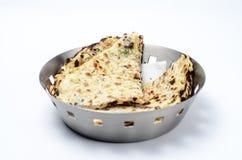 Kashmiri Naan stockfoto