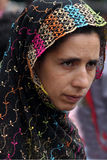 Kashmiri woman Royalty Free Stock Photos