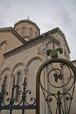 Kashvetikerk, Tbilisi Royalty-vrije Stock Afbeelding
