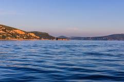 Kasik海岛和Islands Of Country土耳其公主 免版税库存图片