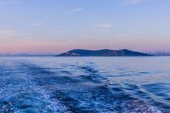 Kasik海岛和Islands Of Country土耳其公主 库存照片
