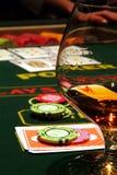 Kasino Lizenzfreie Stockfotos