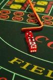 Kasino Stockfoto