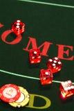 Kasino Stockbilder