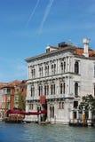 Kasino av Venedig royaltyfri fotografi