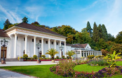Kasino Baden-Baden. Lizenzfreies Stockbild