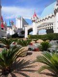 Kasino Escalibur i Las Vegas Fotografering för Bildbyråer