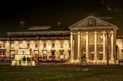 Kasino HDR Royaltyfria Bilder