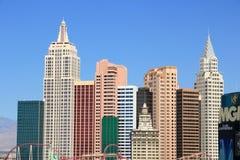 kasino Las Vegas Arkivfoto
