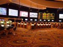 Kasino in Las Vegas Stockfoto