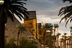 kasino Las Vegas Royaltyfri Bild