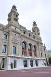 Kasino Monte Carlo Lizenzfreie Stockbilder