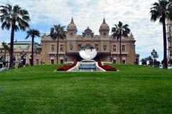 Kasino Monte Carlo Lizenzfreies Stockbild