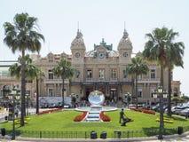 Kasino Monte Carlo, Monaco stockfoto
