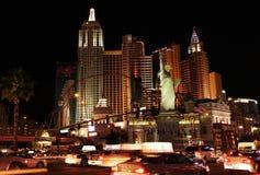 kasino New York Fotografering för Bildbyråer