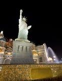 Kasino New- York, New York Stockbild