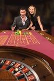 Kasino och ungdom Royaltyfria Bilder