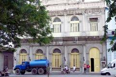 ` Kasino-Prinz Alfonso ` in Matanzas in Kuba lizenzfreie stockfotos