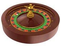 Kasino, Roulette Stockfotos