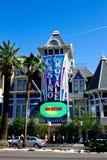 Kasino Royale, Las Vegas, NV Royaltyfria Foton