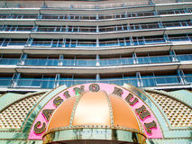 Kasino Ruhl, Nizza, Frankreich Stockfotos