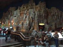 Kasino u. Hotel Mohegan Sun in Connecticut lizenzfreies stockfoto