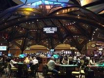 Kasino u. Hotel Mohegan Sun in Connecticut lizenzfreie stockfotografie