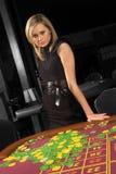 Kasino und Jugend Stockbilder