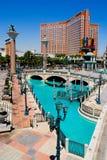 kasino venetian Las Vegas arkivfoto