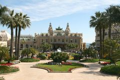Kasinode Monte Carlo Stockfotografie