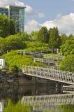 KasinoGummilacka-Leamy Gatineau, Quebec, Kanada Fotografering för Bildbyråer