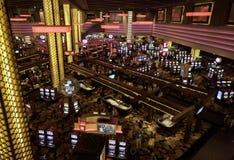 Kasinoplanet Hollywood Arkivbilder
