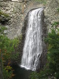 Kaskadieren Sie DU Ray Pic (Ardeche) - Wasserfall Stockfoto