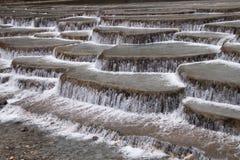 Kaskadierenwasser Stockbild
