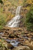 Kaskadnedgångarna Giles County, Virginia, USA Royaltyfri Fotografi
