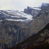 kaskadowa góra Obraz Royalty Free