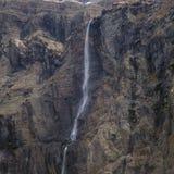 kaskadowa góra Zdjęcie Stock