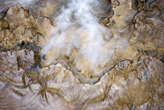 kaskadowa woda zdjęcie royalty free