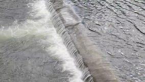 Kaskadowa woda zdjęcie wideo