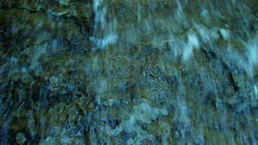 Kaskadowy siklawy tło zdjęcie wideo