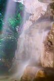 kaskadowy tropikalny Obrazy Stock
